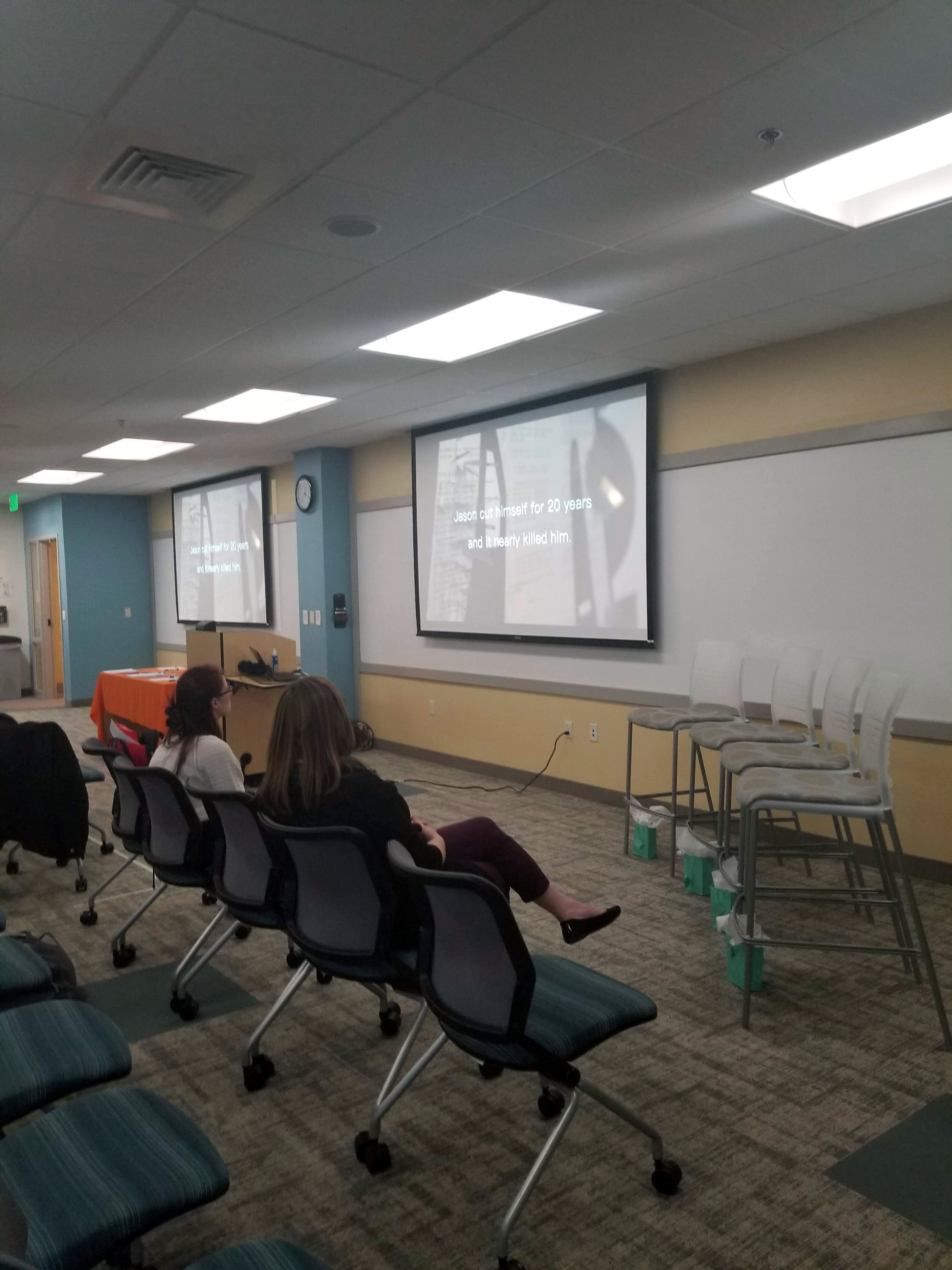 Bay Path University Presents Movies For Mental Health Art With Impact Art With Impact