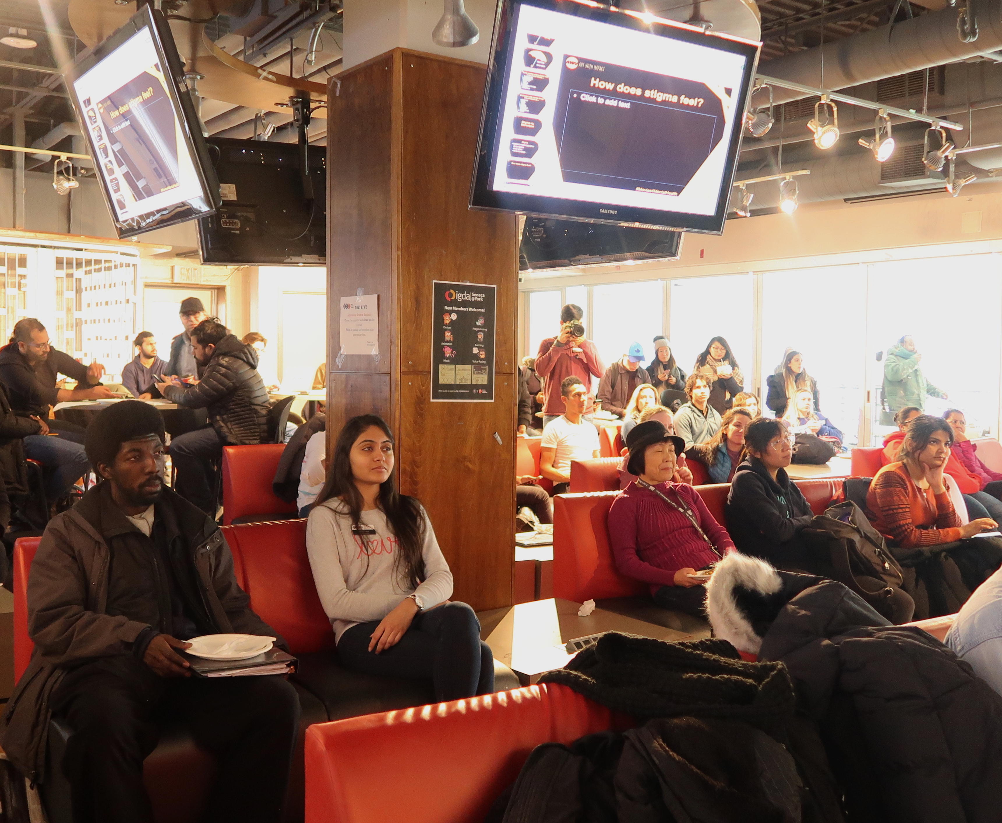Seneca College York Presents Movies For Mental Health Art With