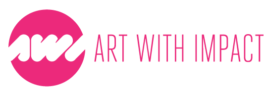 Art with Impact logo