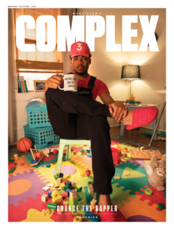 Complex cover - Chance the Rapper