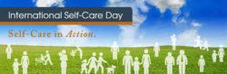 International Self Care Day logo